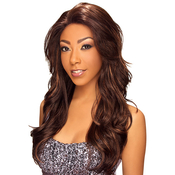 Synthetic Chiffon Double Lace Front Wig Hollywood Sister Wig CHJessica