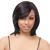 Synthetic Full Cap Wig Its a Wig Perm Yaki Duby