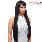 Synthetic Full Cap Wig Its a Wig Perm Yaki 30
