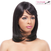 Synthetic Full Cap Wig Its a Wig Perm Yaki 1012
