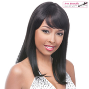 Synthetic Full Cap Wig Its a Wig Perm Yaki 1416