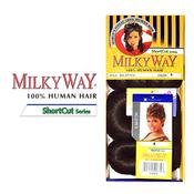 Human Hair Weave Milky Way Short Cut Series SG27Pcs