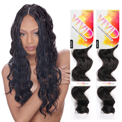 Synthetic Hair Braids OUTRE Vivid Body Bulk 24