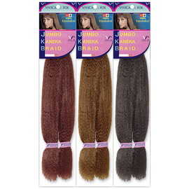 Synthetic Hair Braids Vivica Fox Kanekalon Braid