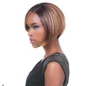 Sensationnel Human Hair Blend Weave Mixx Multi Curl Glossy