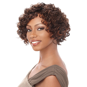Sensationnel Human Hair Blend Weave Mixx Multi Curl Perky