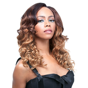 Sensationnel Human Hair Blend Weave Mixx Multi Curl Las Vegas