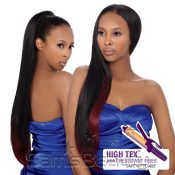 Synthetic Hair Half Wig OUTRE Quick Weave Up Do U Lala
