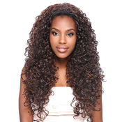 Synthetic Hair Half Wig Vanessa Express Super Weave Las Lobet