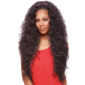 Synthetic Hair Half Wig Vanessa Express Super Weave Las Mogan