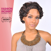 Synthetic Hair Wig Secret Fashion Mommy