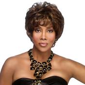 Synthetic Hair Wig Vivica Fox Handmade JaiV