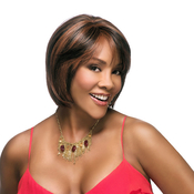 Synthetic Hair Wig Vivica Fox Handmade CeliaV Futura