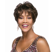 Synthetic Hair Wig Vivica Fox Handmade MorinaV