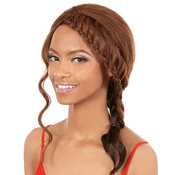 Synthetic Braid Lace Front Wig Motown Tress Berta