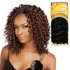 Say me human hair blend weave french curl samsbeauty say me human hair blend weave french curl pmusecretfo Choice Image