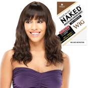 Shake N Go Unprocessed Brazilian Remy Human Hair Wig Remy Naked Brazilian Wave 18