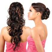 Synthetic Ponytail OUTRE Timeless Messy Braid