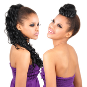 Synthetic Ponytail OUTRE Timeless Monet Braid