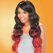Sensationnel Synthetic Hair Wig Totally Instant Weave Lily