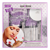 Trim Eye AMP; Brow Beauty Grooming Tools 11Pcs Set
