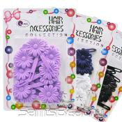 Kid Flower BarrettesChoose Your Style