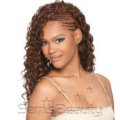 Human Hair Master Mix Braids Milky Way Que Appeal Bulk