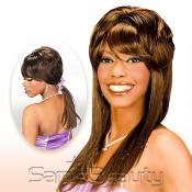 Synthetic Hair Wig Euro Collection Ponytail Tulip