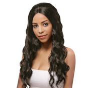 Urban Beauty Synthetic Lace Front AMP; Rear Wig Holly