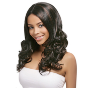 Urban Beauty Synthetic Lace Front AMP; Rear Wig Tulip