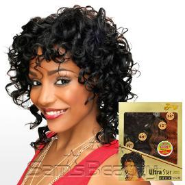 Human Hair Weave Royal Zury Ultra Quattro Star