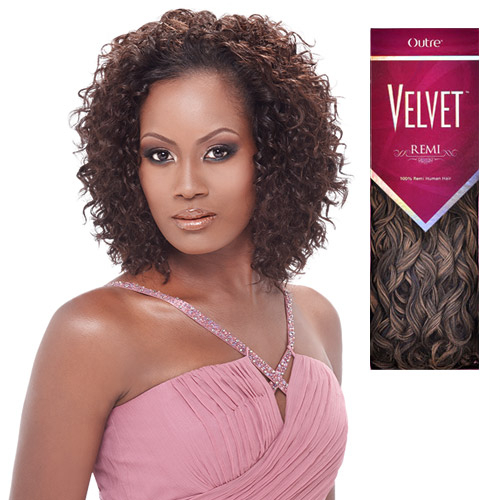 Remi human hair weave outre velvet spanish wave 10s samsbeauty hair length shown 10s hair color shown 2 pmusecretfo Images
