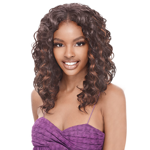 Virgin Remy Hair Weave Janet Collection Prestige Two Moroccan Ripple Deep