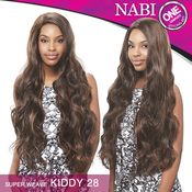 Vanessa Synthetic Hair Weave Nabi Super Weave Kiddy 28 6 Pcs
