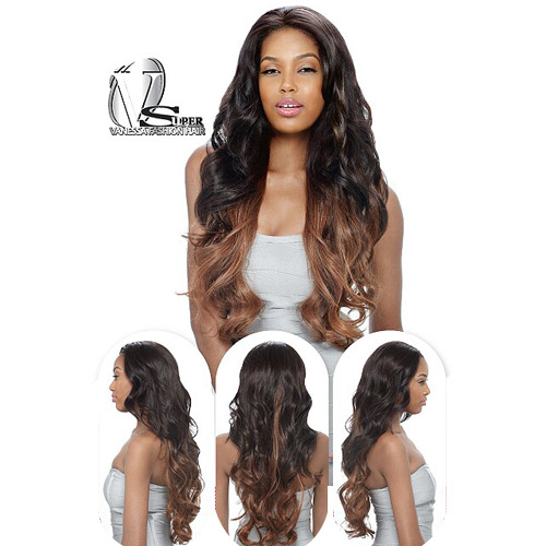 Vanessa Synthetic Lace Front Wig Express Super Top Lace Tops Helta 19