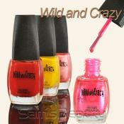 Wild And Crazy Nail Polish