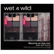Wet n Wild Become an Eyecon Color Icon Eye Kit