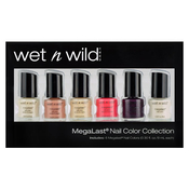 Wet n Wild MegaLast Nail Color Collection