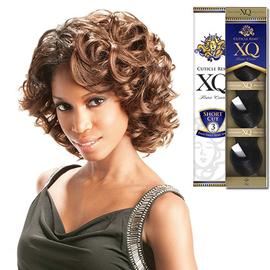 Xq Cuticle Remy Human Hair Weave Glam Roll 3pcs