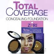 Zuri Total Coverage Concealing Foundation